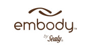 Embody™ by Sealy® logo